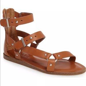 1. STATE channdra leather gladiator sandals Sz 8.5